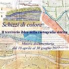 Schizzi di colore. Il territorio ibleo nella cartografia storica