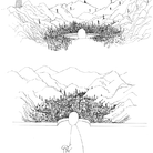 Japan Pavilion - Takahiro Iwasaki. Turned Upside Down, It's a Forest