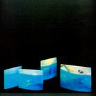 Studio Azzurro, Il nuotatore (va troppo spesso a Heidelberg), Videoambiente, 1984, Venezia, Palazzo Fortuny