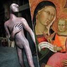 Dipinti del '300 e '400 italiano da importanti collezioni private e Dario Ballantini, scultore