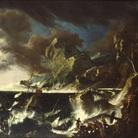 Compiègne, Musée national du Palais | Leonardo Coccorante, Naufragio nella tempesta, Soissons, musée Saint-Léger