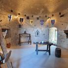1528 ASSEDIO AL CASTELLO DI LETTERE - INAUGURAZIONE DELL'ALLESTIMENTO MUSEALE IN STILE REALIZZATO NEL TORRIONE DELLA ROCCA