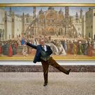 Dr. James M. Bradburne, Direttore Generale Pinacoteca di Brera e Biblioteca Braidense   Photo © Martin Riese
