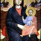 Giotto. Madonna di San Giorgio alla Costa