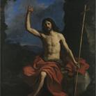 Giovanni Francesco Barbieri, detto il Guercino (Cento, 1591 - Bologna, 1666), Predica di san Giovanni Battista, 1650, Olio su tela, Cento, Pinacoteca Civica