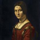 Una dama in rosso per Leonardo: la Belle Ferronnière