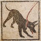 Cave canem, Mosaico proveniente dalla Casa di Orfeo a Pompei, MANN - Museo Archeologico Nazionale di Napoli | Foto: Marie-Lan Nguyen via Wikimedia Creative Commons