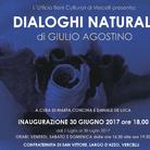 Giulio Agostino. Dialoghi naturali