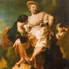 Giovanni Battista Piazzetta. L'indovina Restaurata - Presentazione