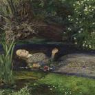 John Everett Millais (1829 - 1896), Ofelia, 1851-1852, Olio su tela, 111.8 x 76.2 cm, Tate, Presented by Sir Henry Tate 1894 | © Tate, London 2019