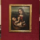 Storia di un capolavoro ritrovato: la Madonna del Latte della Pinacoteca Ambrosiana