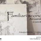 Alessandra Cecchini. Familiari sconosciuti