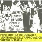 Mostra del Partito Radicale per il 50° anniversario dell'approvazione del divorzio in Italia