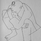 I volti dell'alienazione: disegni di Roberto Sambonet