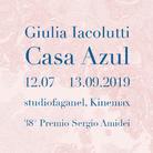 Giulia Iacolutti. Casa Azul