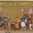 L'autunno del Medioevo in Umbria. Cofani nuziali in gesso dorato e una bottega perugina dimenticata