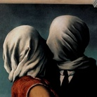 René Magritte, Gli Amanti (Les Amants), 1928, Olio su tela, 73 x 54 cm, MoMA, New York