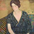 Guido Cadorin, Chimono, 1914, Collezione privata