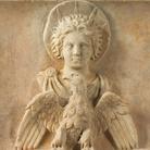 Altare dedicato al Sole Altissimo, Seconda metà I secolo d.C., Marmo greco, 53 x 53 x 84.5 cm, Musei Capitolini di Roma