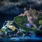 Giudizio Universale. Michelangelo e i segreti della Cappella Sistina, Diluvio