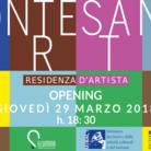 MontesantoArte - residenza d'artista