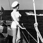 Helmut Newton, Winnie off the coast of Cannes, from the series White Woman, 1975 | © Helmut Newton Estate