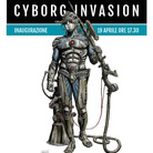 Cyborg Invasion