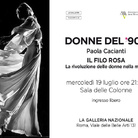 Donne del '900 - Paola Cacianti. Il filo rosa. La rivoluzione delle donne nella moda