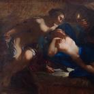 Benedetto Luti, Amore e Psiche, s.d., Olio su tela, 230 x 148 cm, Accademia Nazionale di San Luca, Roma