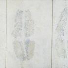 Gallerie d'Italia | Toti Scialoja, Il sonno grigio n. 2, 1956, Vinilico e tempera magra su tela di canapa | Courtesy Fondazione Toti Scialoja, Roma L'opera venne esposta in occasione della prima personale di Scialoja negli Stati Uniti, nella galleria di Catherine Viviano a New York