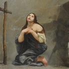 Guido Cagnacci, Maddalena Penitente, 1637-1640, Olio su tela, 147 x 218 cm, Chiesa di Santa Maria Maddalena, Urbania