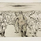 La Grande Guerra attraverso l'opera incisa di Anselmo Bucci
