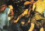 immagine di Antoon Van Dyck, Salita al Calvario
