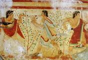 immagine di Necropoli Etrusca di Monterozzi