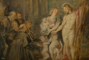 immagine di Pieter Paul Rubens, Cristo Protettore dell'Essenza