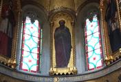 immagine di Vetrata della cappella di San Paolo
