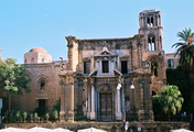 immagine di Chiesa di Santa Maria dell'Ammiraglio o Chiesa della Martorana