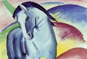 immagine di Cavallo Blu I