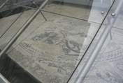 immagine di Mosaico della chiesa del Salvatore