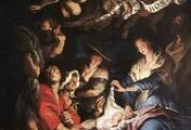 immagine di Pieter Paul Rubens, Adorazione dei Pastori