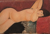 immagine di Nu couché