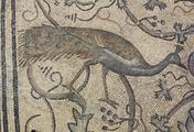 immagine di Particolare del pavimento a mosaico dell'abside