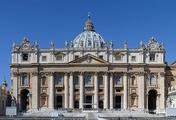 immagine di Facciata della Basilica di San Pietro