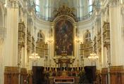 immagine di Madonna del Carmine e il beato Amedeo IX di Savoia