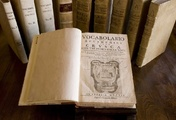 immagine di Vocabolario degli Accademici della Crusca
