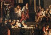 immagine di La nascita della Vergine