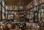 immagine di Willem van Haecht, La Pinacoteca di Cornelis van der Geest