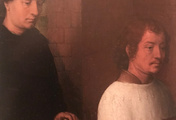 immagine di Hans Memling, Trittico dell'Adorazione dei Magi, o di Jan Floreins