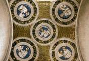 immagine di Soffitto della Cappella Martini
