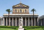 immagine di Basilica di San Paolo fuori le Mura